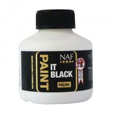 Лак для копыт черный Paint It black, NAF 5 Stars
