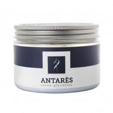 Глицериновое мыло со спонжем для конного снаряжения в банке, Antares
