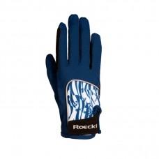 Перчатки для верховой езды детские Kuka, Roeckl