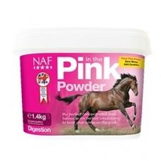 Подкормка для идеального пищеварения Pink Powder, 1,4 кг, NAF 5 Stars