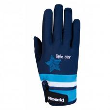 Перчатки для верховой езды детские Kelli, Roeckl