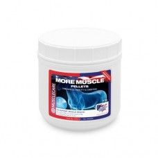 Подкормка для лошади для набора мышечной массы More Muscle Pellets, Equine America