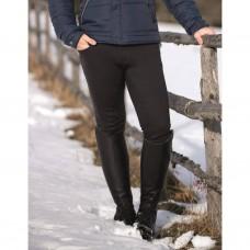 Бриджи мужские зимние Trentino Softshell с полной силиконовой леей, HKM