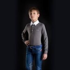 Бриджи детские джинсовые с коленной леей Mar W16, Animo