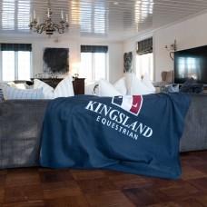 Плед флисовый 150 х170 см, Kingsland