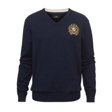 Пуловер для всадника мужской Felo, HV Polo