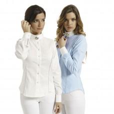 Рубашка для верховой езды турнирная женская с длинным рукавом, Tattini